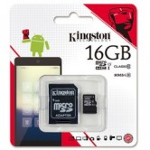 Kingston 16GB Memory Card Class10