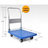 Trolley Small Plastic DT150
