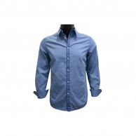 Men's Shirt Blue CPSF0029LS113