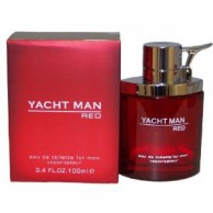 Yacht Man Red by Myrurgia Eau De Toilette Spray for Men