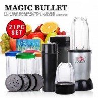 Magic Bullet Blender 21 Pcs