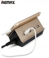 REMAX 4USB Ports Desktop Power Adapter
