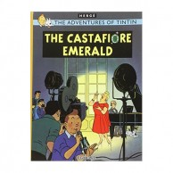 Tintin The Castafiore Emerald B590018