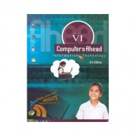 Computers Ahead Class-Vi-3E with CD B130817