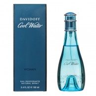 Davidoff Cool Water Womens Eau De Toillette 100ml