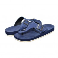 blue kito gents slippers