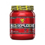 BSN NO XPLODE NEW FORMULA Pre Workout Energy Pump 60 Servings NO XPLODE supplement