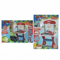 Kids Kitchen and BBQ Play Set 42629867