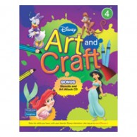 Disney Art And Craft 4 with CD B060521