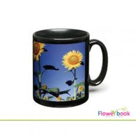 Flower Printed Mug PM006