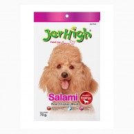 Jerhigh Chicken Salami Dog Snacks 70g SALAMI70