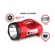Sunda Led Torch LIGHT 9403 Lamp and Radio