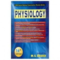 CBS Quick Medical Examination Review Physiology 16E A220157