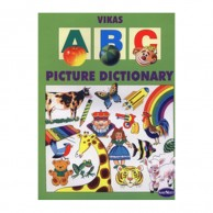 Vikas Abc Picture Dictionary B470133