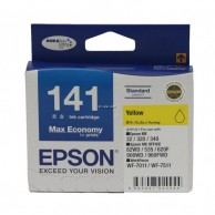 Epson 141 Ink Cartridge Yellow 20000479