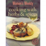 Womens Weekly Cooking With Herbs Spices