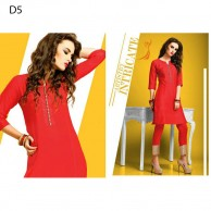 New desire Ethnic Indian Two Pcs Catalogue With Treny Pant In Bottom Kurta Kurti Top Dress Kurthi Kurtha D5