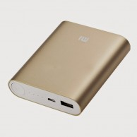 Mi Power Bank 10400Mah Gold