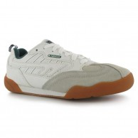 Hi Tec Squash Classic Shoe White and Green