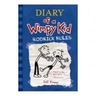 Diary of a Wimpy Kid Rodrick Rules D490369