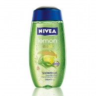 Nivea Shower Gel Lemon & Oil 250ml
