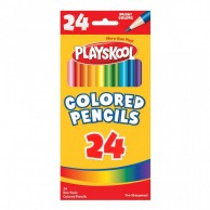 Playskool Colored Pencils 24 Count