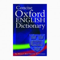 New Concise Oxford English Dictionary-11E B030519