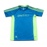 Predator Blue And Neon Yellow