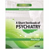 A Short Textbook Of Psychiatry 7E A121727