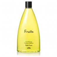 Fruits Bath Foam Lime and Ginger 500ml