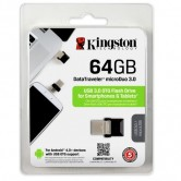 kingston 64gb micro duo datatraveler otg
