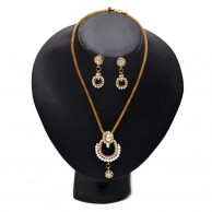 Gold Plated Fashion Jewerly Set