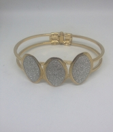 Ladies Gold Plated Bangles