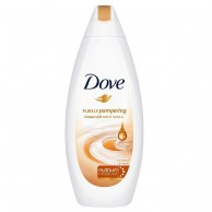 Dove Purely Pampering Body Wash Cream Oil 400ml
