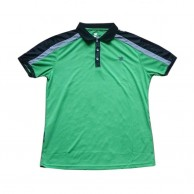 Green Casual Sports T Shirt