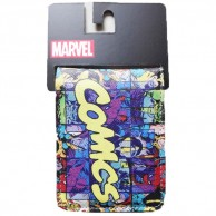 DC Comics Wallet Comics Logo Yellow