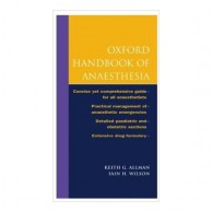 Oxford Handbook of Anaesthesia 3rd Edition A100186