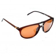 Brown Shaded Fashion Sunglasses With Pouch