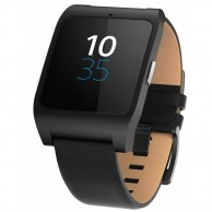 Sony Smart Watch 3 SWR50 Black Leather