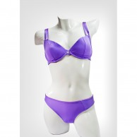 Dianthe Full Figure Cotton Padded Bra and Brief 1838