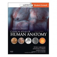 McMinn's Clinical Atlas of Human Anatomy 7th Edition A040360