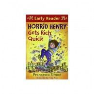 Early Reader Horrid Henry Gets Rich Quick D860251