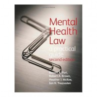Mental Health Law A Practical Guide 2nd Edition A300069