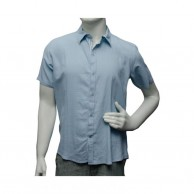 Ice Shirt Short Sleeve - Glacier Blue