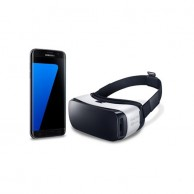 Samsung Galaxy  S7 Edge 32GB With Samsung Gear VR