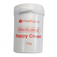 Health Point Medicated Nappy Cream 125g