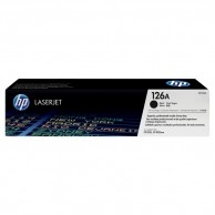 HP 126A CE310A Black Original LaserJet Toner Cartridge 20000783