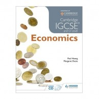 Cambridge IGCSE & O Level Economics with CD B160242
