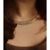 Women Crystal Necklace
