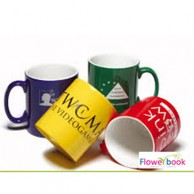 Mix color Printed Mug PM005